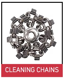 CLEANING CHAINS
