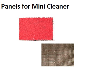 PICOTE PANELS FOR MINI CLEANER