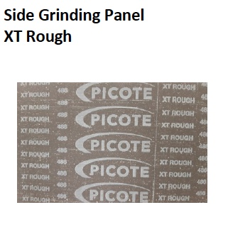 PICOTE SIDE GRINDING PANEL XT ROUGH