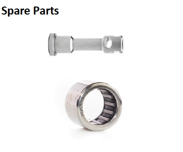 STEERING AXLE AND BEARING